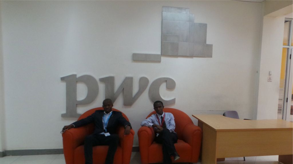 PWC back Go Getters African project