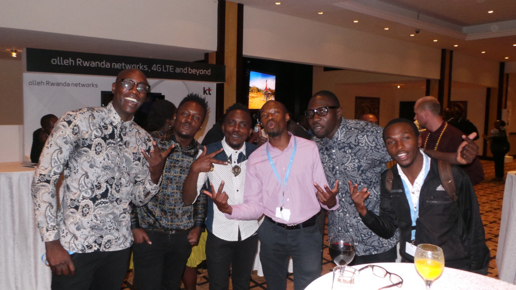 Alieu and Sauti Sol (Kenyan boy band)